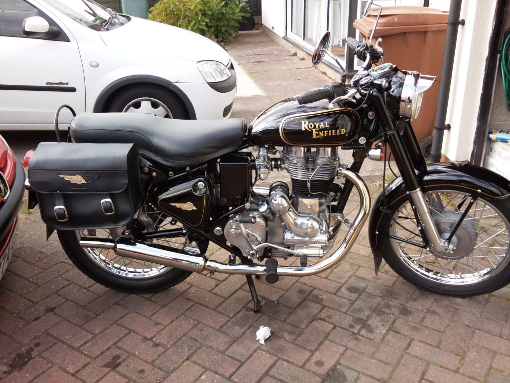 2003 Royal Enfield SOLD (picture 4 of 4)