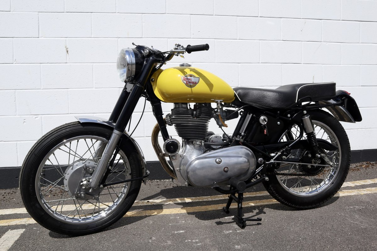 1965 Royal Enfield Bullet 500cc Classic - Excellent  For Sale (picture 2 of 6)