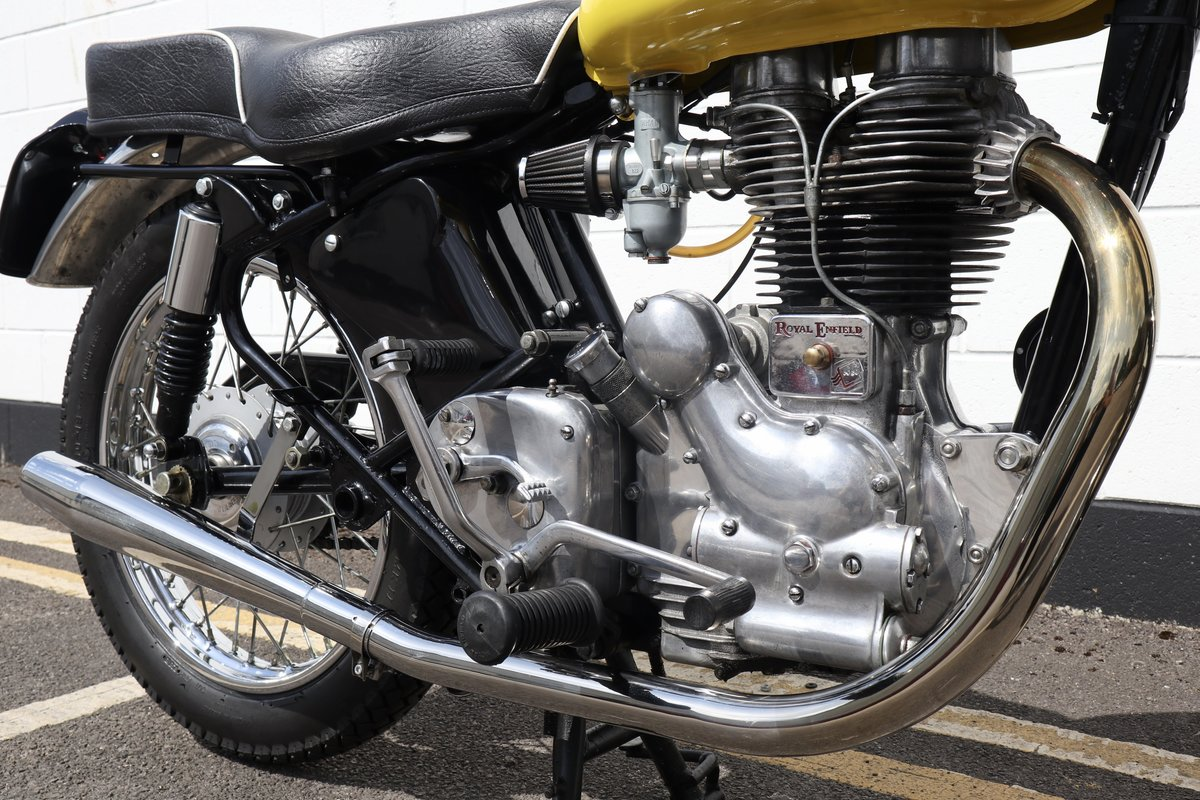 1965 Royal Enfield Bullet 500cc Classic - Excellent  For Sale (picture 3 of 6)
