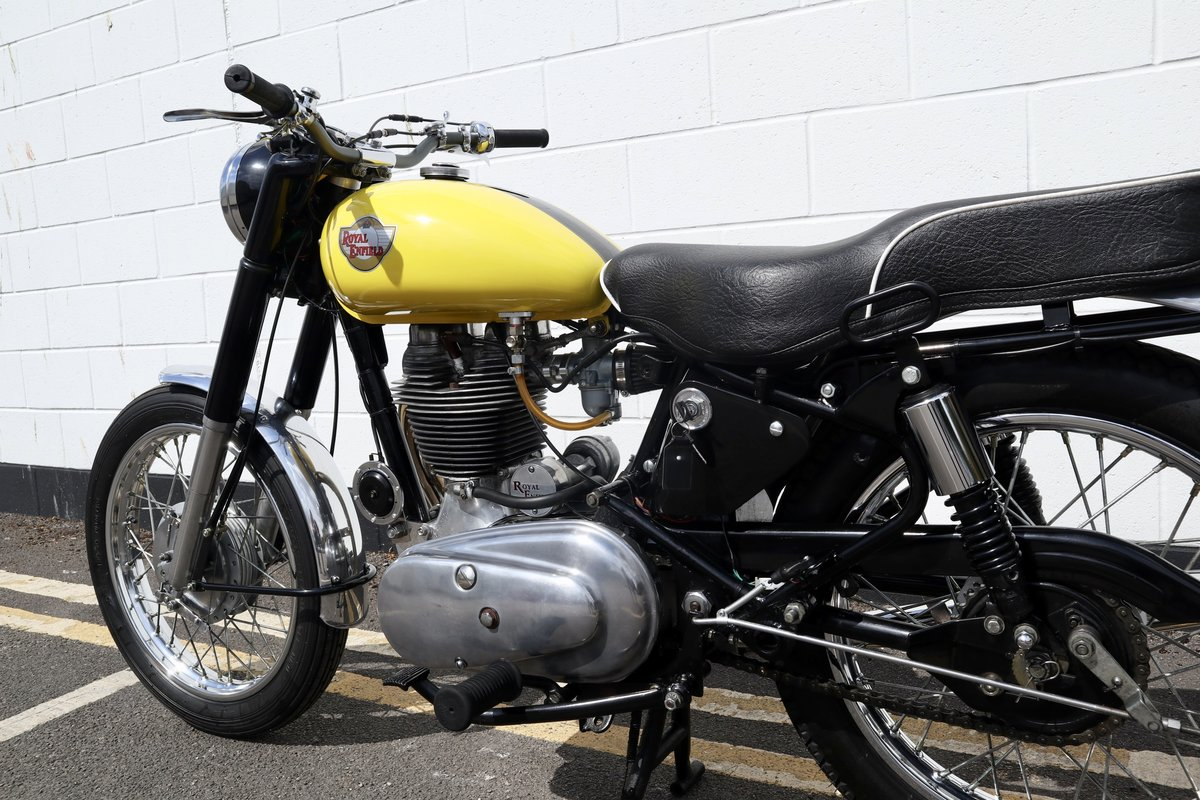 1965 Royal Enfield Bullet 500cc Classic - Excellent  For Sale (picture 4 of 6)
