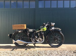 Picture of 1930 Royal Enfield 350cc C30
