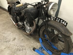 Royal Enfield 350cc 1946