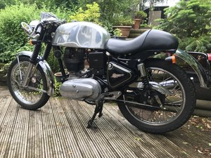 Royal Enfield Bullet 500 Clubman S