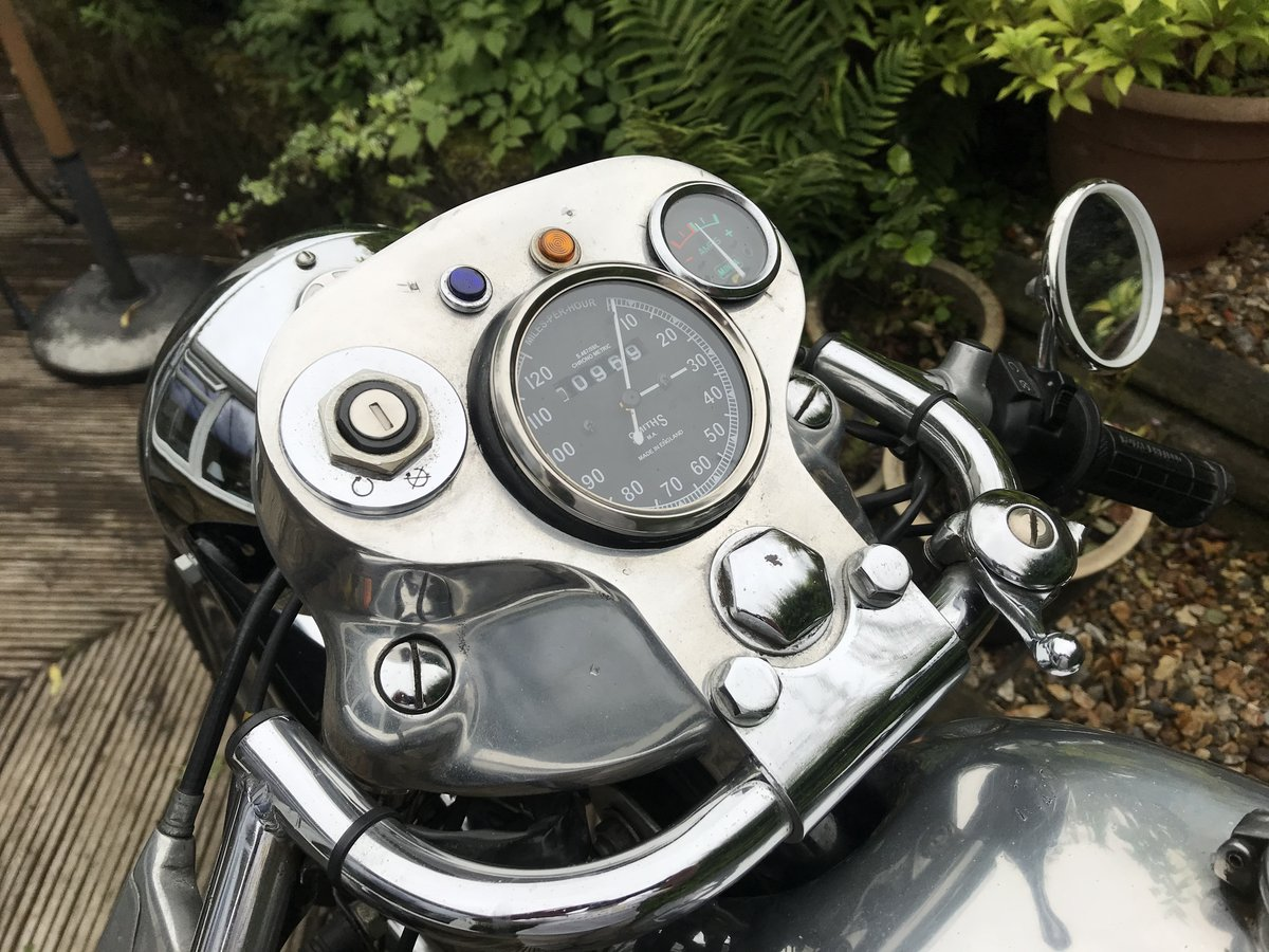 2005 Royal Enfield Bullet 500 Clubman S For Sale (picture 3 of 6)