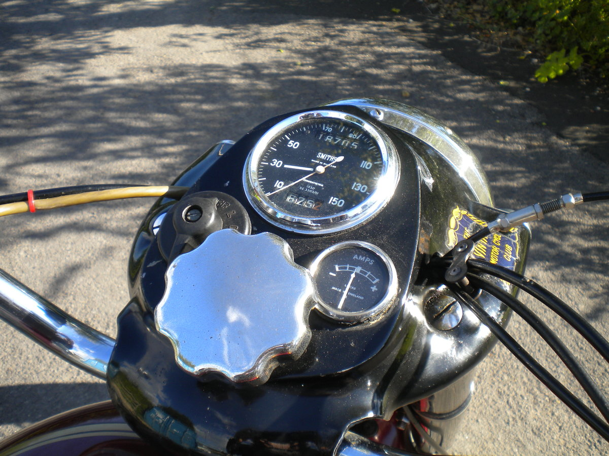 1963 royal enfield constellation For Sale (picture 3 of 6)