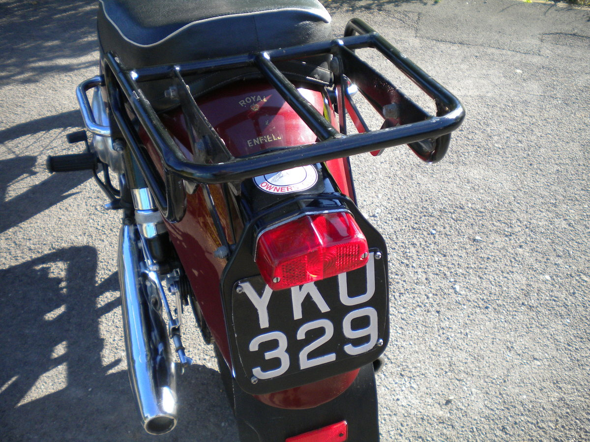 1963 royal enfield constellation For Sale (picture 6 of 6)
