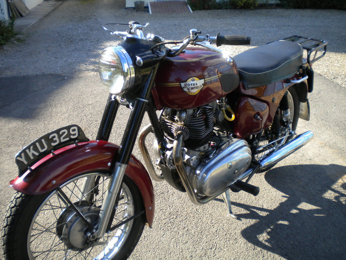 1963 royal enfield constellation For Sale (picture 4 of 6)