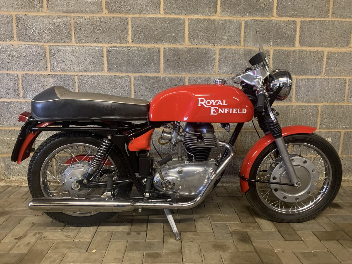 1967 Royal Enfield Continental GT 250cc SOLD (picture 2 of 6)