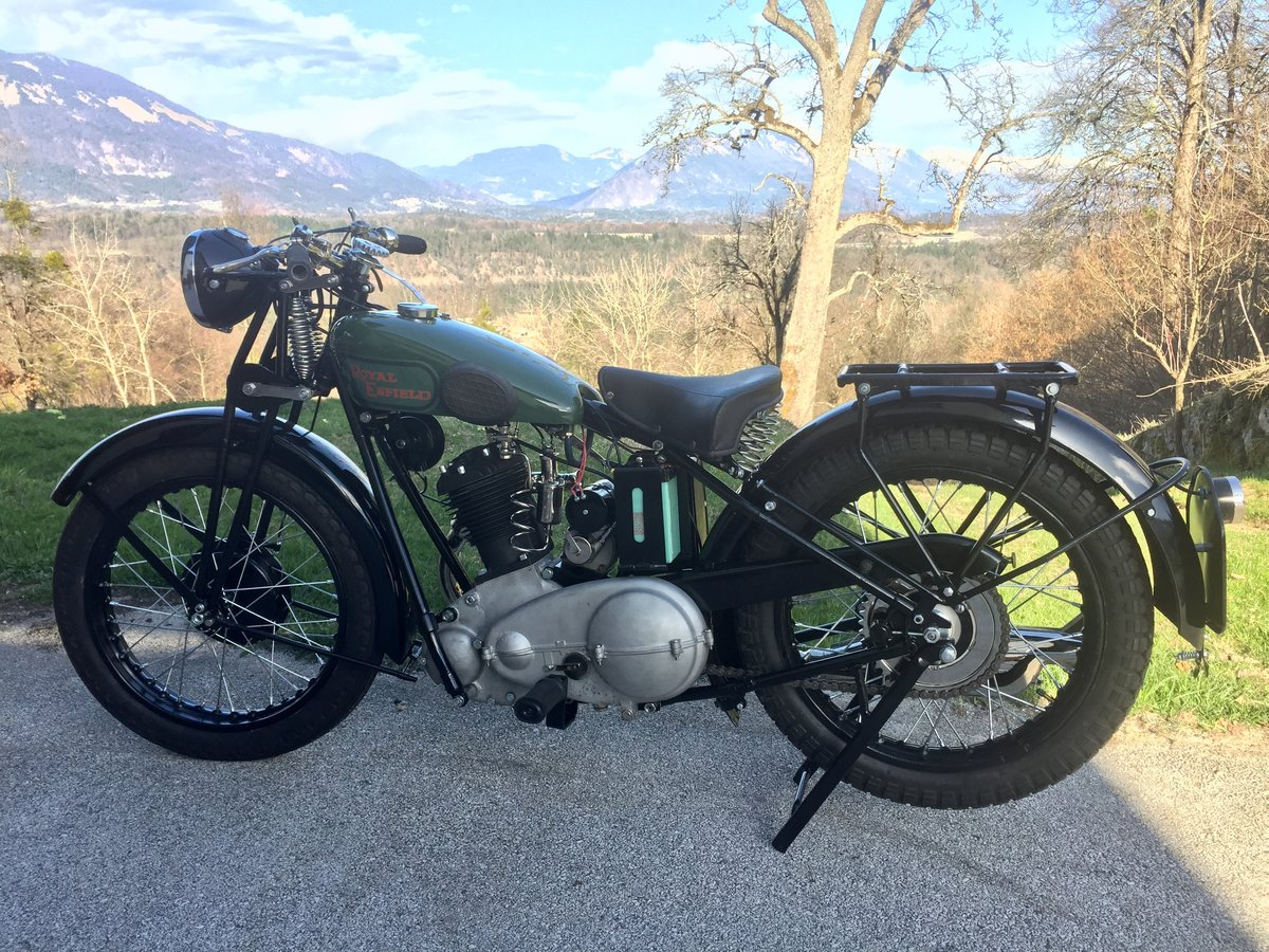 1932 Royal Enfield model HL For Sale (picture 1 of 3)