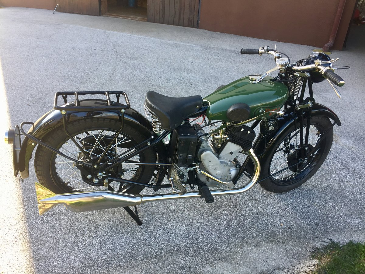 1932 Royal Enfield model HL For Sale (picture 2 of 3)