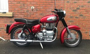1961 ROYAL ENFIELD 495CC METEOR MINOR (LOT 315)