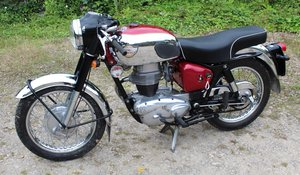 Picture of 1962 Royal Enfield Crusader Sports 250 cc SOLD