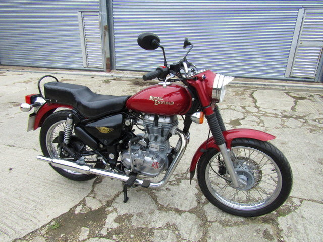 2015 lovely low miles Enfield SOLD (picture 1 of 6)