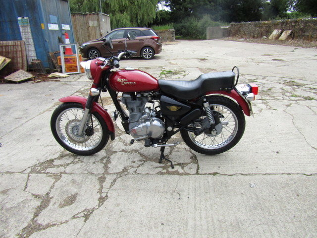 2015 lovely low miles Enfield SOLD (picture 4 of 6)