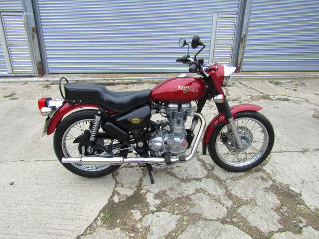 2015 lovely low miles Enfield SOLD (picture 6 of 6)