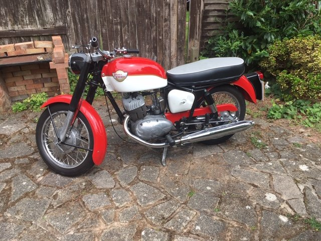 1964 Royal Enfield Turbo Twin For Sale (picture 1 of 1)