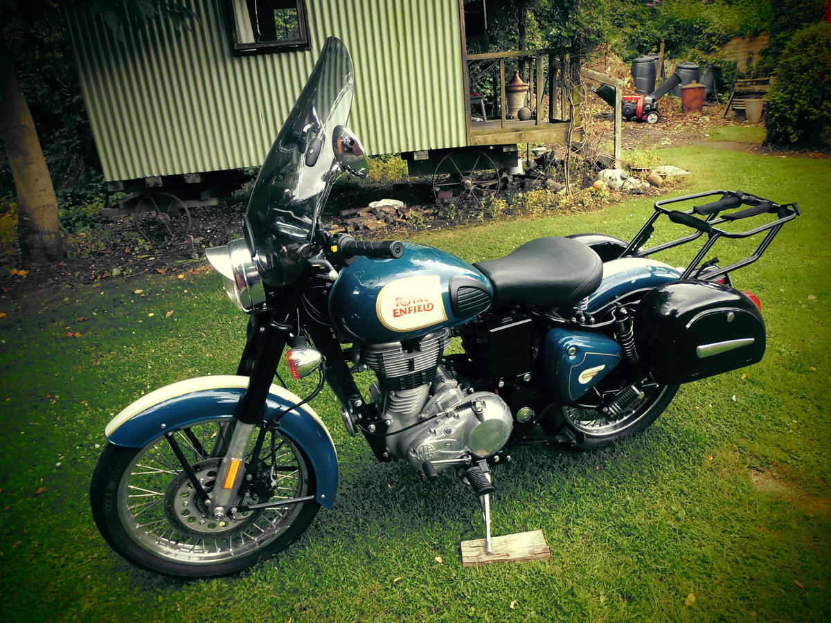 2017 Royal Enfield 500 Classic SOLD (picture 1 of 5)