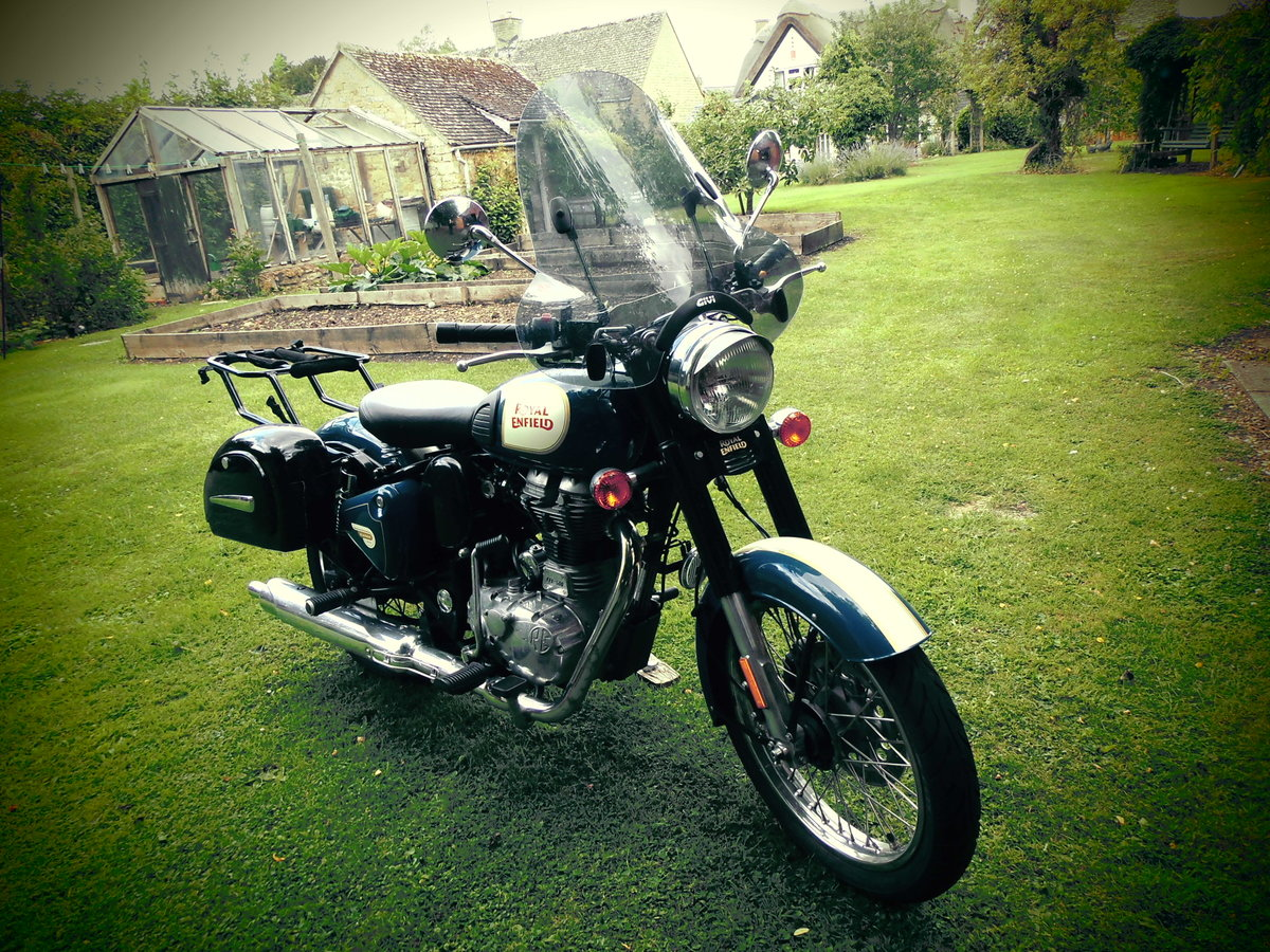 2017 Royal Enfield 500 Classic SOLD (picture 2 of 5)