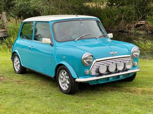 ROVER MINI COOPER 1300 LOW MILEAGE
