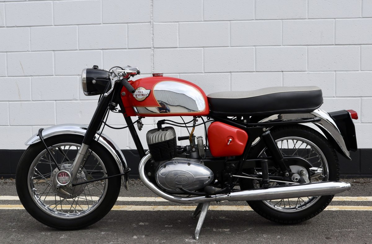 1964 Royal Enfield Turbo Twin Sport 250cc twin-port For Sale (picture 2 of 6)