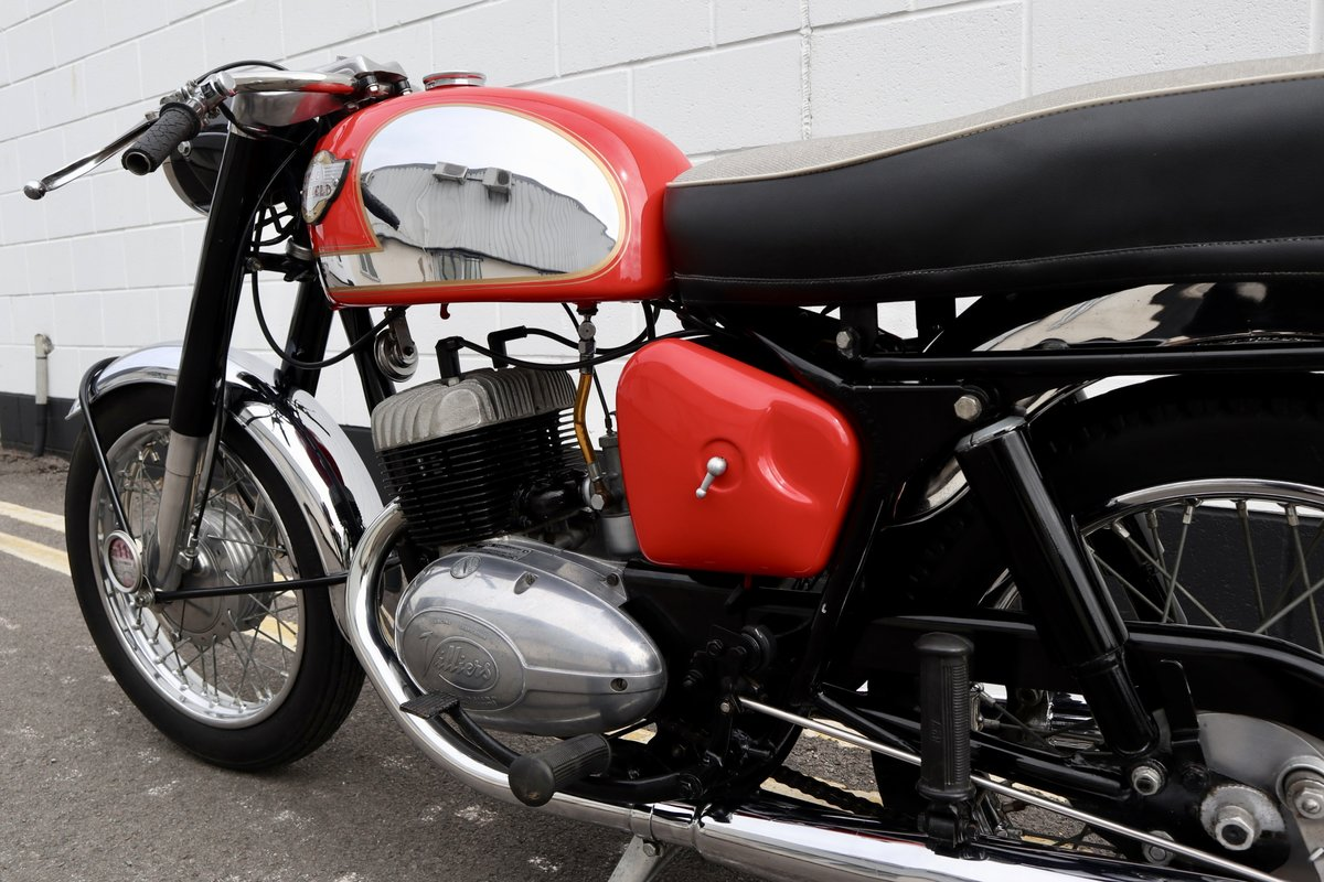 1964 Royal Enfield Turbo Twin Sport 250cc twin-port For Sale (picture 4 of 6)