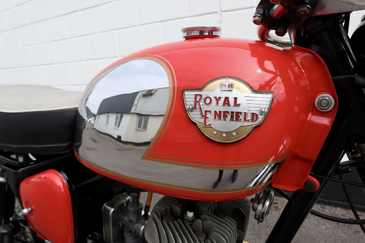 1964 Royal Enfield Turbo Twin Sport 250cc twin-port For Sale (picture 6 of 6)