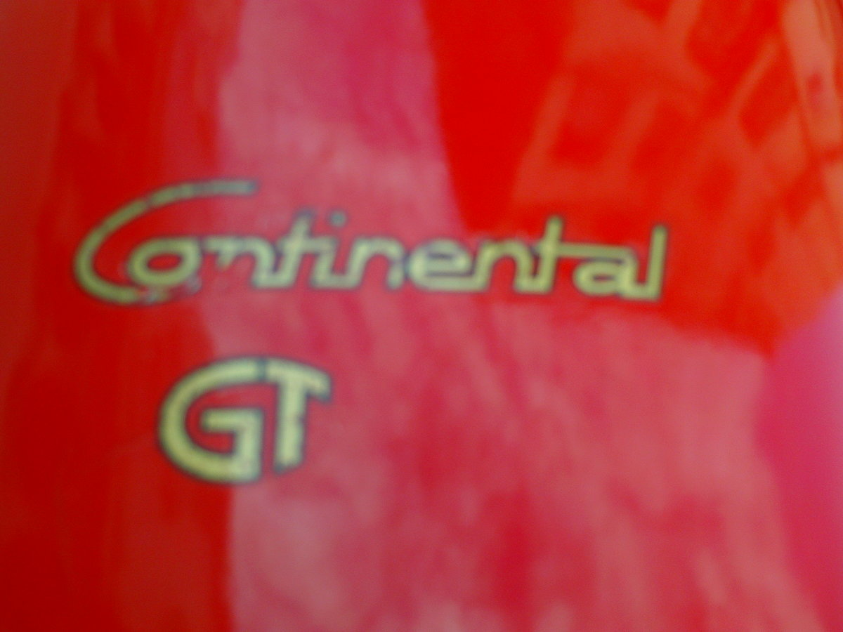 1968 ROYAL ENFIELD CONTINENTAL GT SOLD (picture 6 of 6)