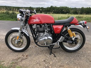 Royal Enfield Continental GT 535 Stunning