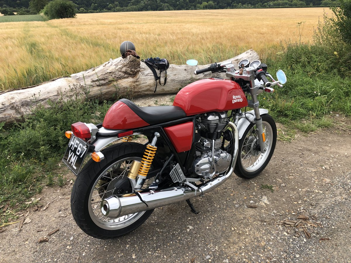 2018 Royal Enfield Continental GT 535 Stunning  SOLD (picture 2 of 6)