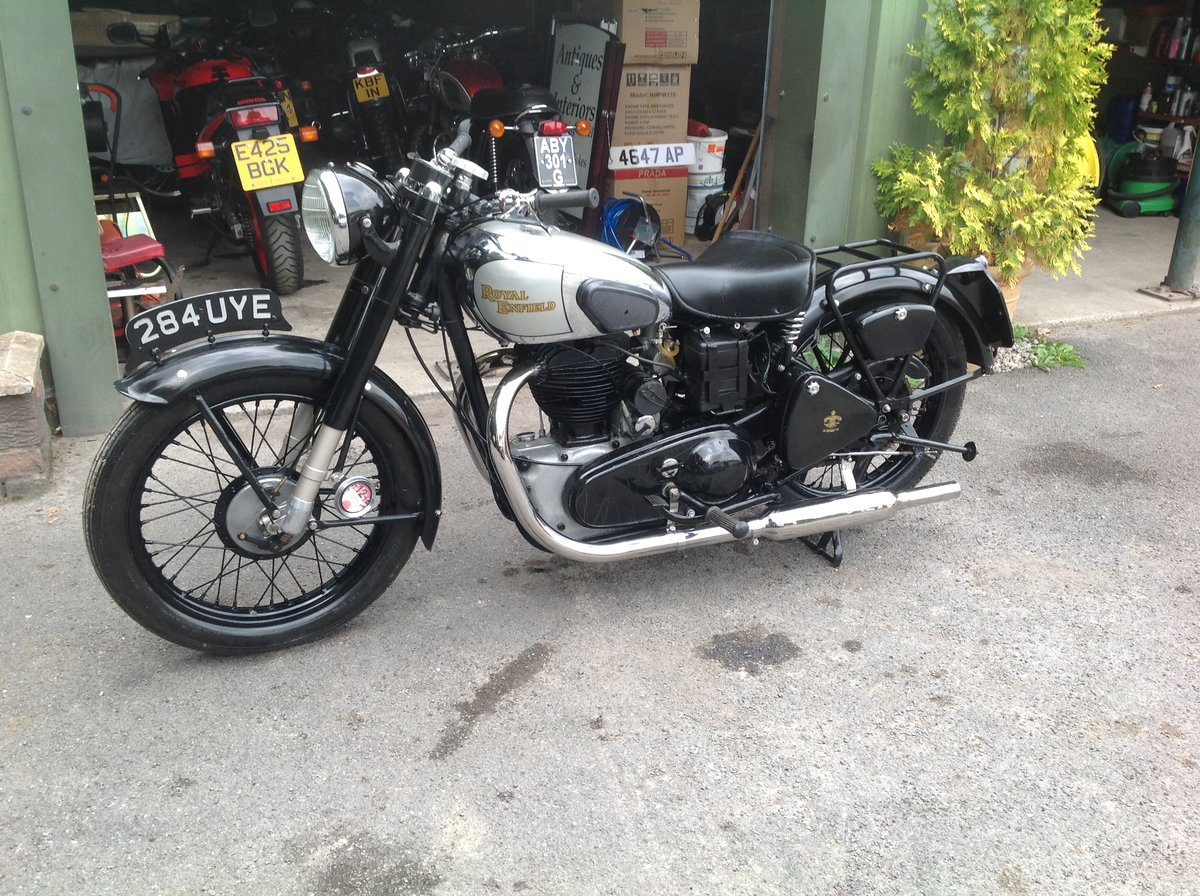 1949 Royal Enfield J2 For Sale (picture 1 of 2)