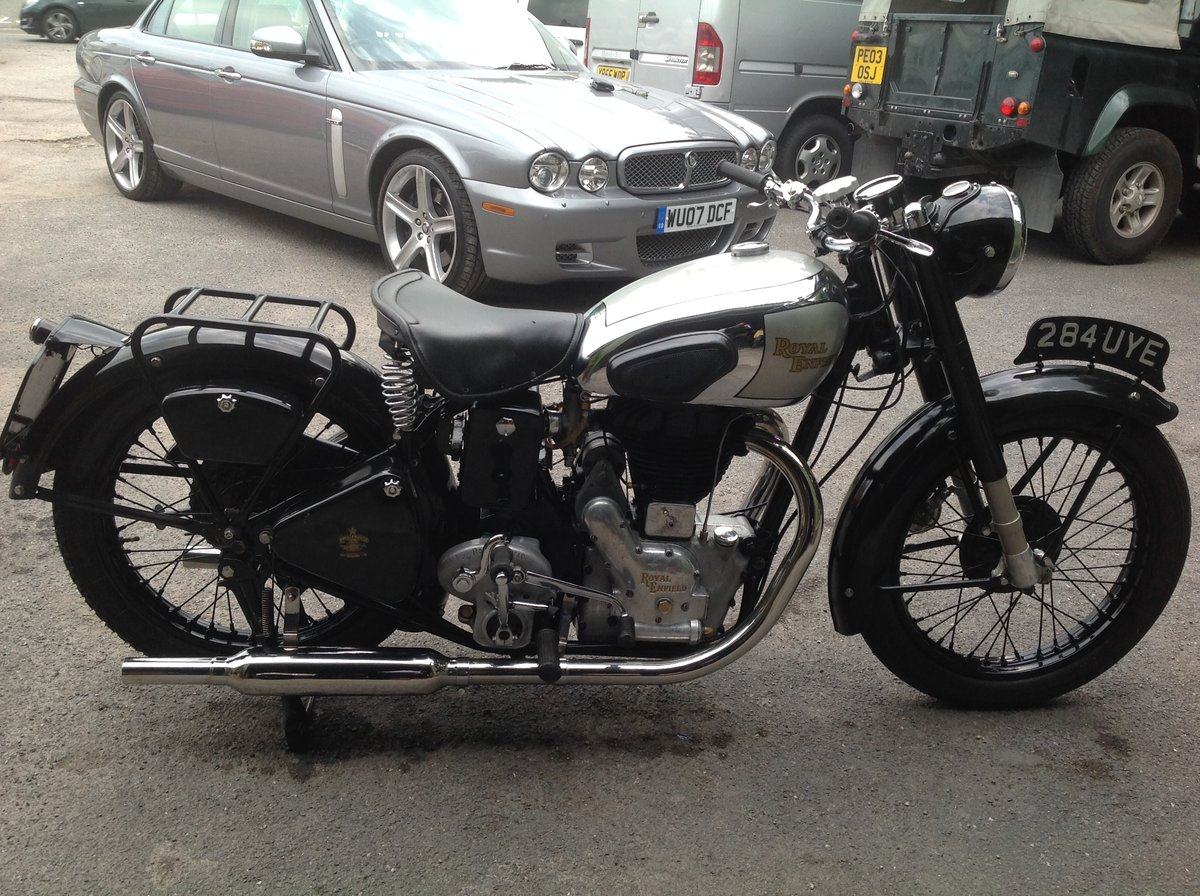 1949 Royal Enfield J2 For Sale (picture 2 of 2)