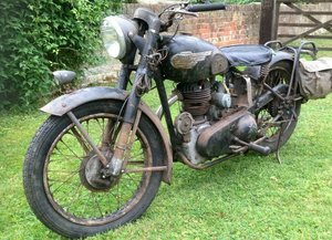 Royal enfield redditch  350cc 1953 g-rigid