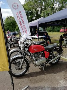 Picture of Lot 211 - 1969 Royal Enfield Interceptor Series 2 - 27/08/20 SOLD by Auction