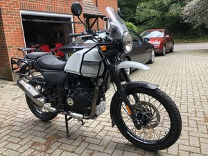 2020 2019 Royal Enfield Himalayan Stunning Adventure