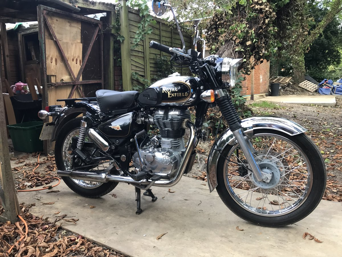 2014 Royal Enfield Classic 500 For Sale (picture 1 of 6)