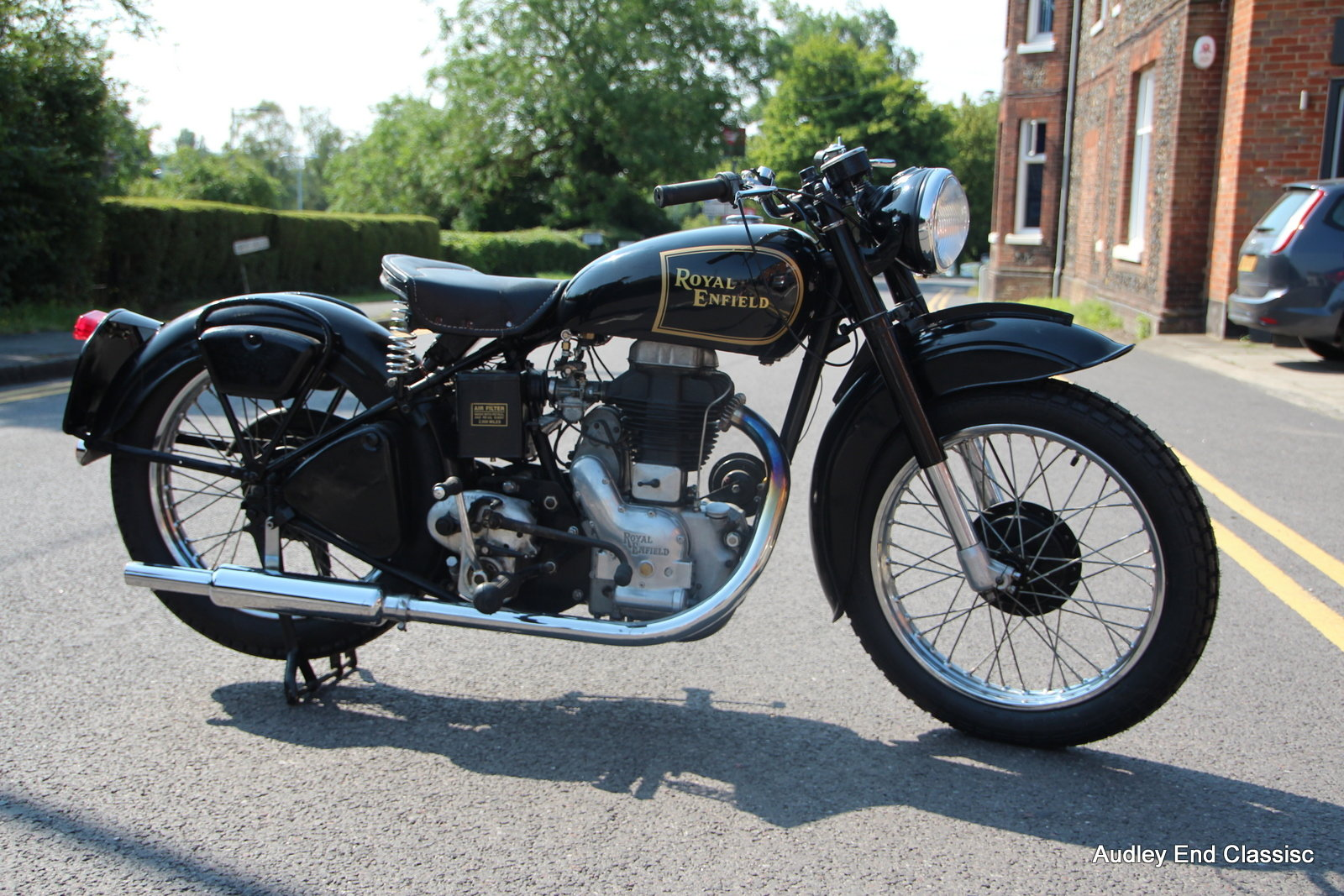 1948 ROYAL ENFIELD MODEL G 350 For Sale (picture 1 of 4)