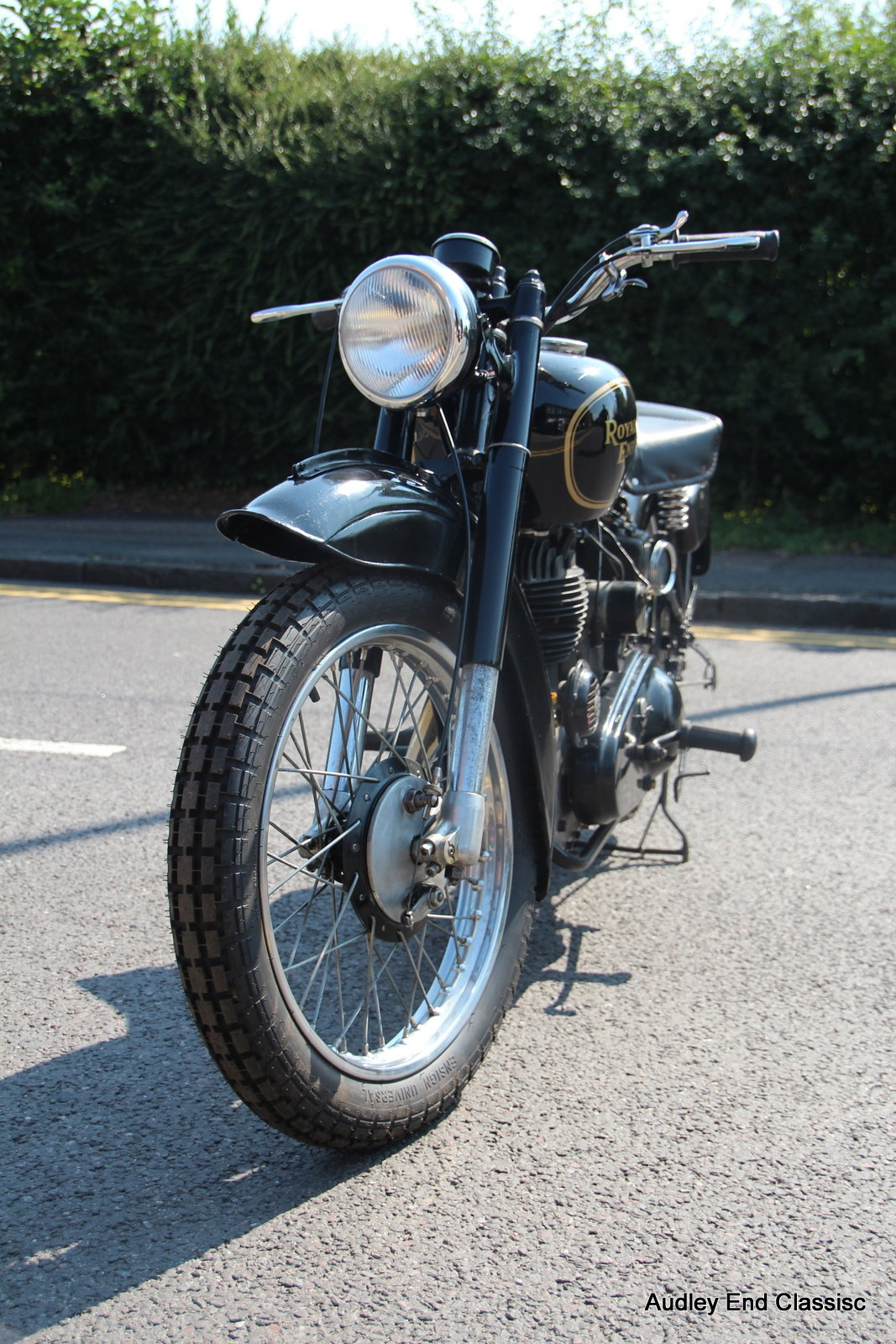 1948 ROYAL ENFIELD MODEL G 350 For Sale (picture 2 of 4)