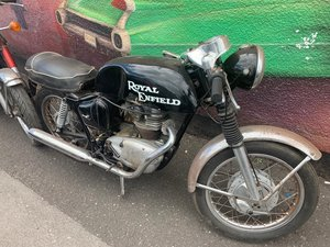 1963 Royal Enfield Cafe Racer 250 GT! Quirky British Classic