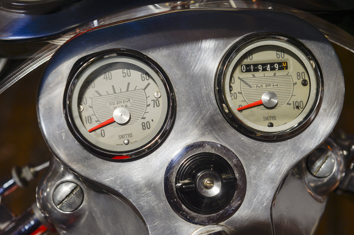 1964 Royal Enfield Continental GT 1st off the production line   For Sale (picture 5 of 6)