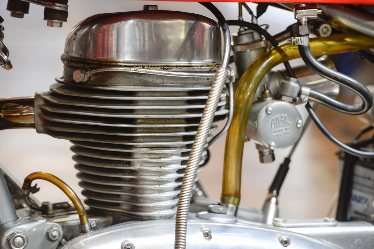 1964 Royal Enfield Continental GT 1st off the production line   For Sale (picture 6 of 6)