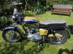 1963 Royal enfield crusader sport 250cc superb bike