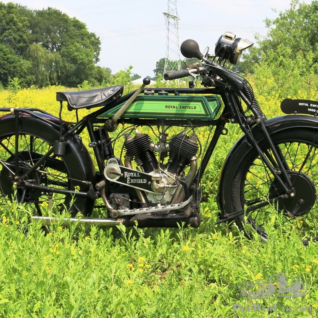 1925 Royal Enfield 1000cc V-Twin  For Sale (picture 1 of 1)