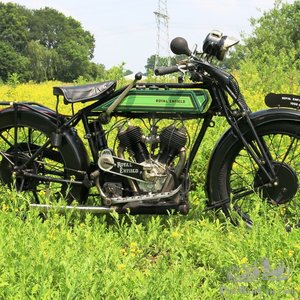 1925 Royal Enfield 1000cc V-Twin