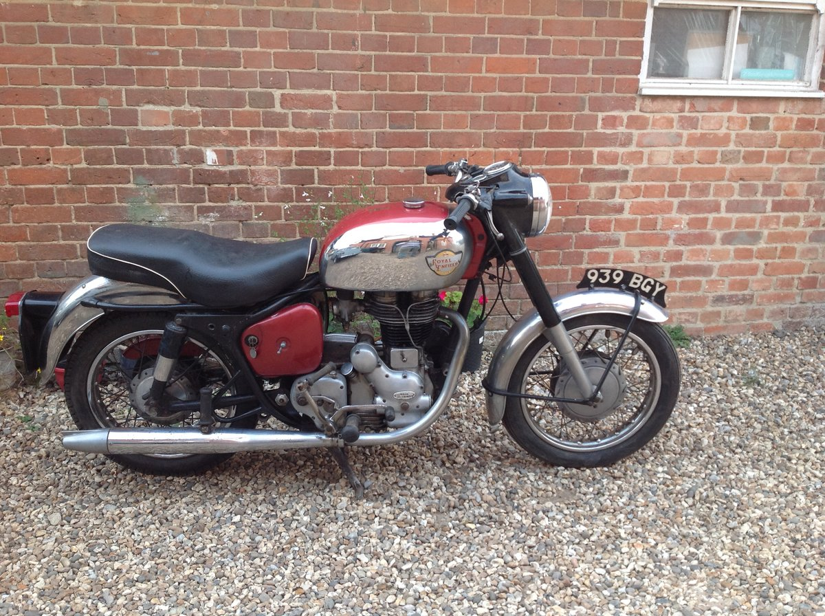 1961 Royal Enfield 350 Bullet For Sale (picture 1 of 6)