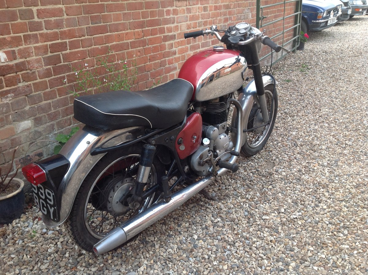 1961 Royal Enfield 350 Bullet For Sale (picture 2 of 6)