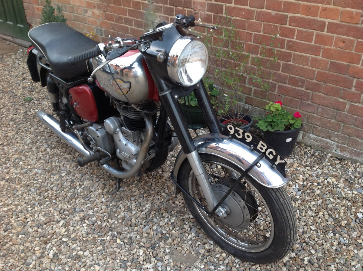1961 Royal Enfield 350 Bullet For Sale (picture 3 of 6)