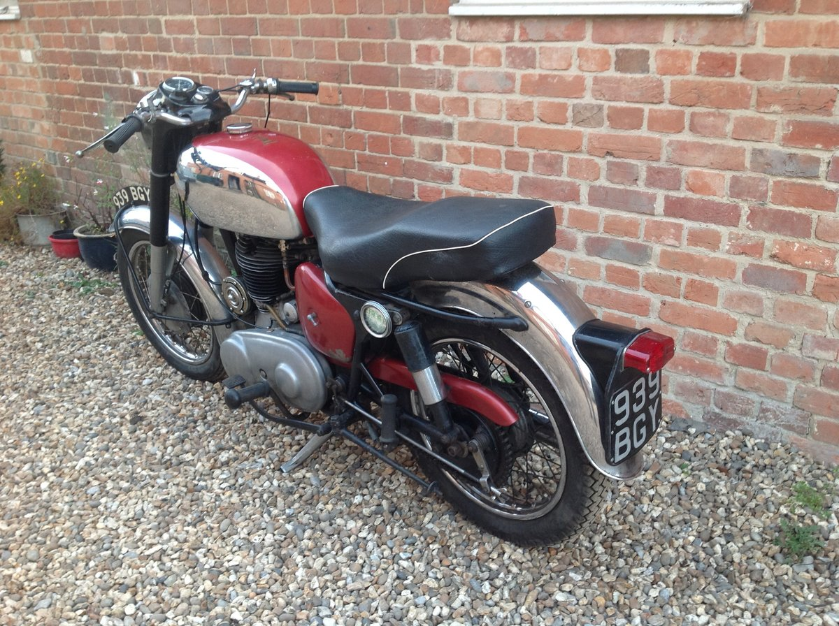 1961 Royal Enfield 350 Bullet For Sale (picture 6 of 6)