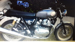 Royal Enfield 650 Interceptor Wanted