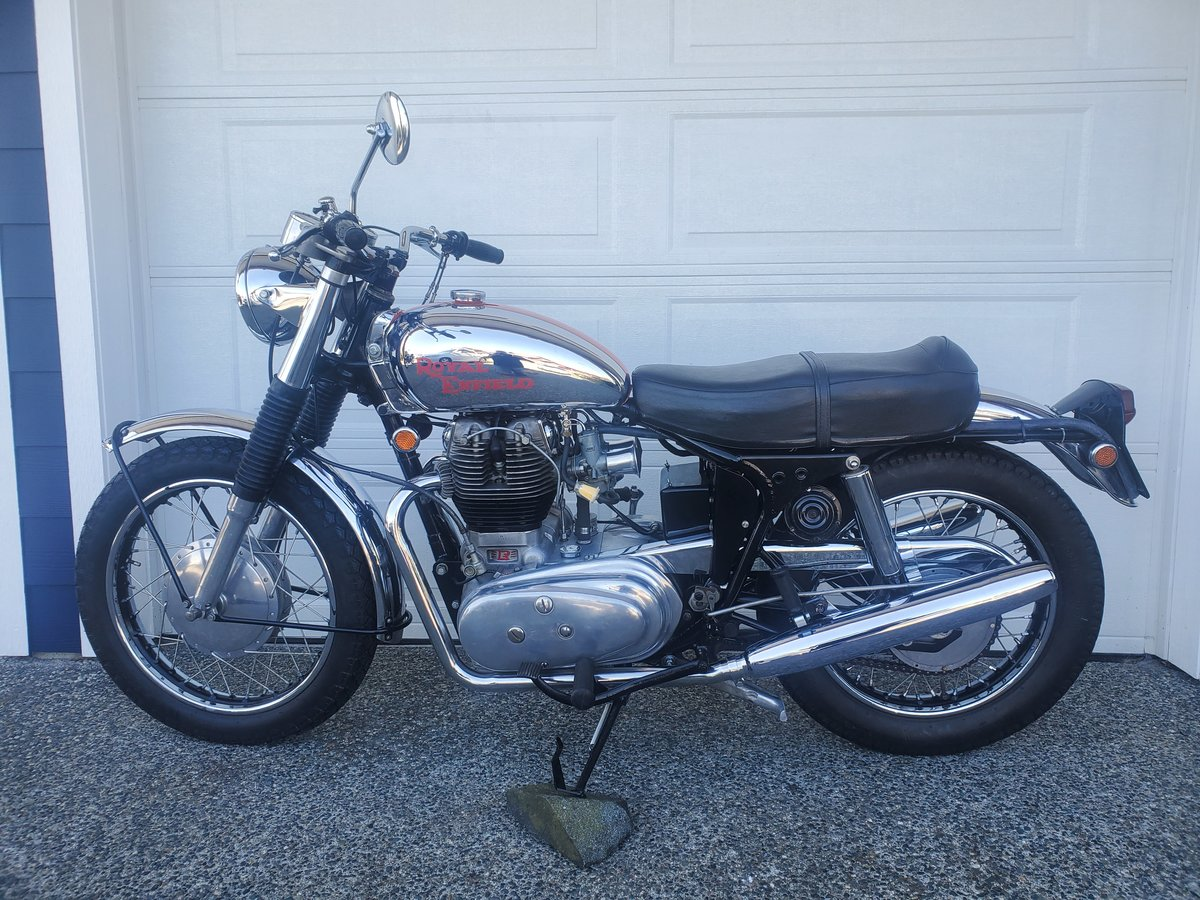 1969 Price reduced -750 Interceptor Mk II Beautiful condition For Sale (picture 2 of 6)