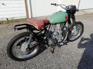 Lot 115 - A 2008 Royal Enfield Bullet 500 - 28/10/2020